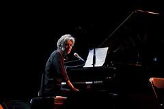 Eric Johnson on Piano
