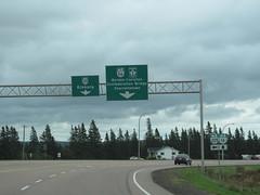 Prince Edward Island Route 1A
