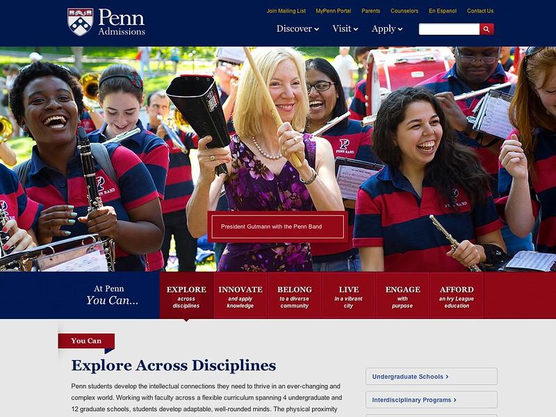 Penn Admissions