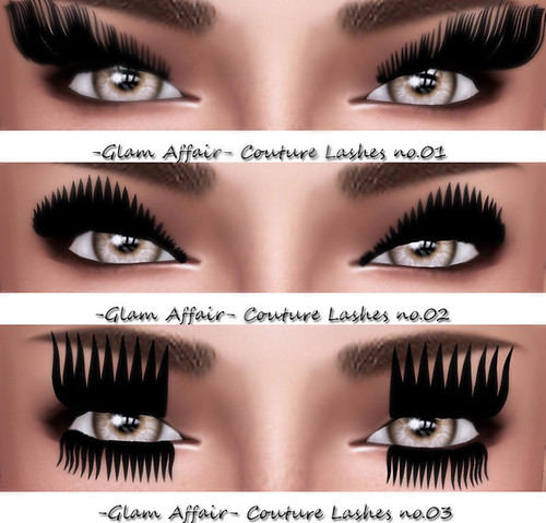 -Glam Affair- Couture Lashes