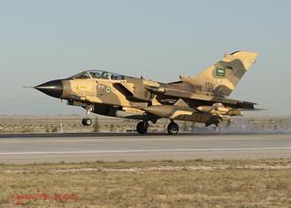 Panavia Tornado IDS 6601 RSAF 19-06-12