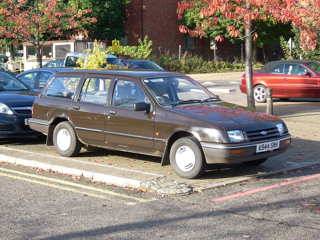 ... 1984 Ford Sierra 2300 GL Diesel Ford™ Sierra 2300 GL Diesel (1984