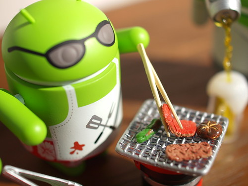 Android & BBQ