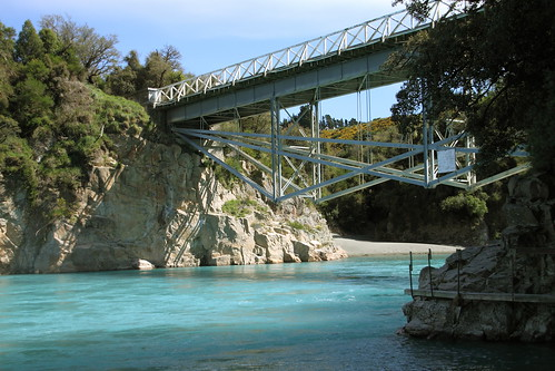Rakaia Gorge @ Inland Scenic Route