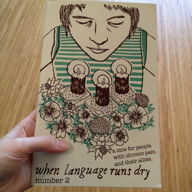 Awesome zine on chronic pain
