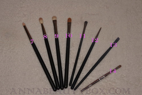 Brushes must-haves