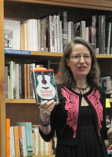 Mary Amato at Bookstall in Winnetka