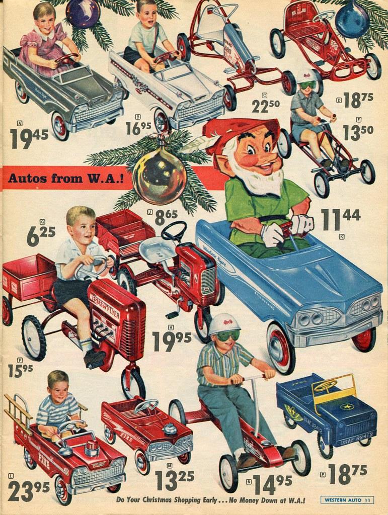 Western Auto Catalog - Christmas 1962 - Page 11 | Zaz Von