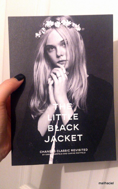 Chanel The Little Black Jacket Sydney