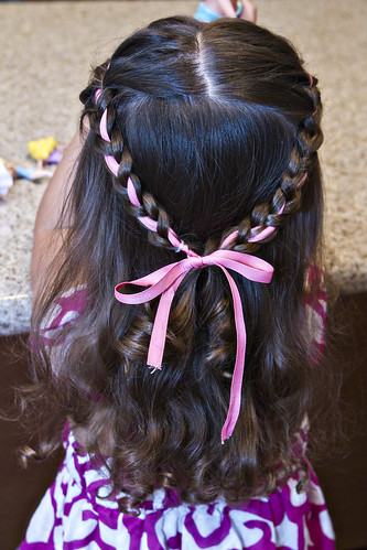 Princess Crown Braid