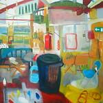 oil on canvas 2006