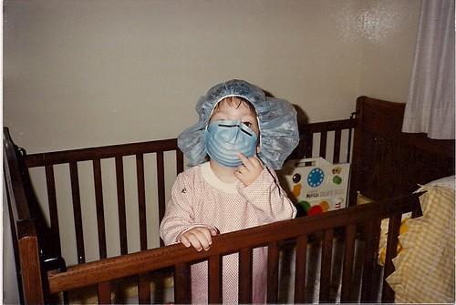 1987 doctor costume