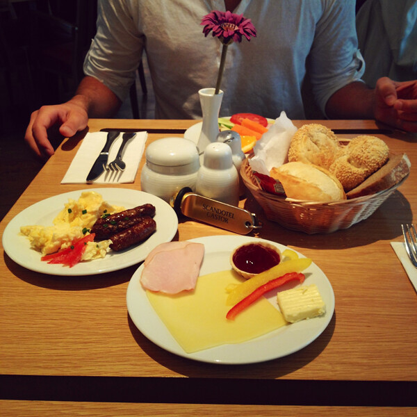 #2 Berlin – First Day