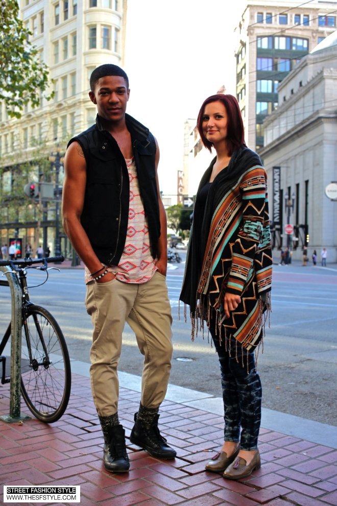 tribal print, san francisco blog, street style blog, fashion blog, thesfstyle, sfs, street fashion style, sf,