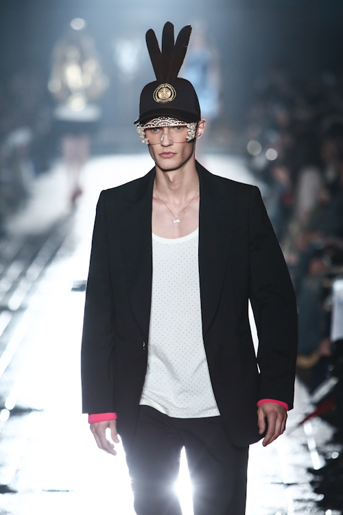 SS13 Tokyo DRESSCAMP040_Borys Staroszi(Fashion Press)