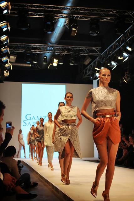 ifw, istanbul fashion week, ifw12, gamze saraçoğlu