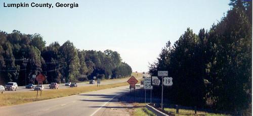 Lumpkin County GA