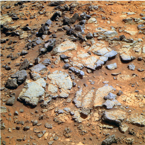 OPPORTUNITY sol 3101 Pancam