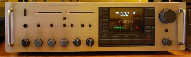 Carver MXR-130 Receiver 2