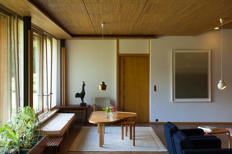 Maison louis carr by alvar aalto at kitka design toronto for Alvar aalto maison