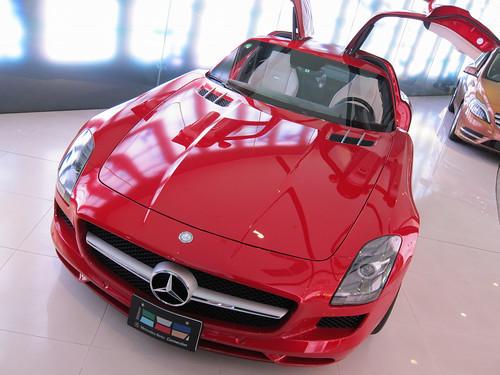 Mercedes AMG SLS 6.3