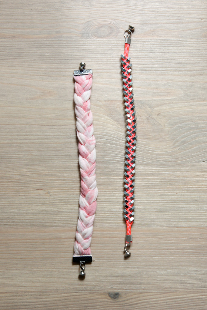 DIY Magnetic clasp for bracelet