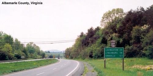 Albemarle County VA