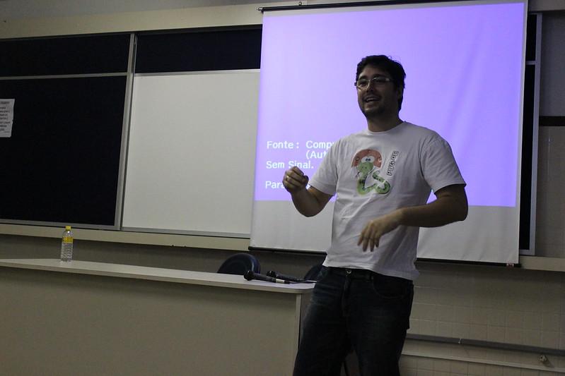 Guilherme Apresentando porque vale a pena contribuir com o PUG-PE