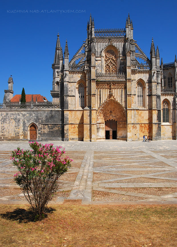 One day in Portugal, Batalha.