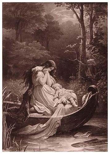010-Otilia-Goethe-Galerie…1867- W. von Kaulbach- Universität Düsseldorf