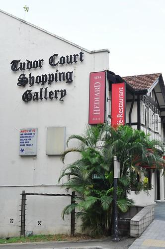 tudor court