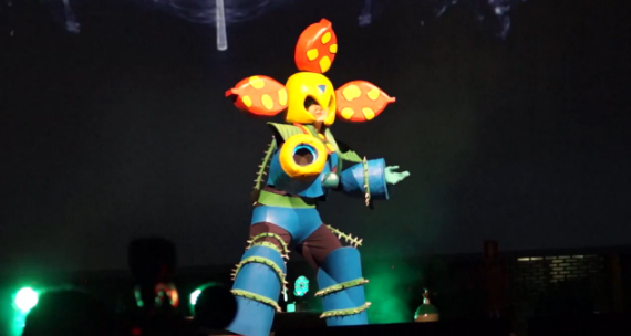 EB Expo 2012 Cosplay Evolved Winner - Plantman (Lucy Posner)