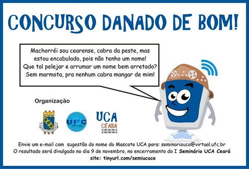 Concurso Danado de Bom! by UCA-Ceará