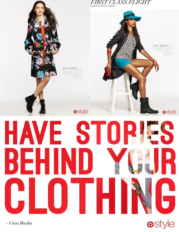 Target's Lookbook