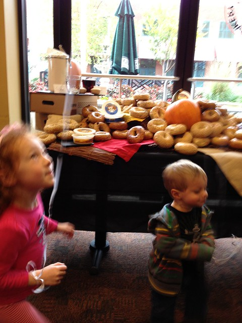brueggers Blog up.