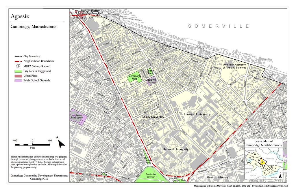 Agassiz, Cambridge, MA - DiscoverAgassiz.com