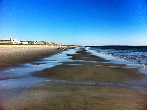Atlantic Ocean - Oak Island, NC