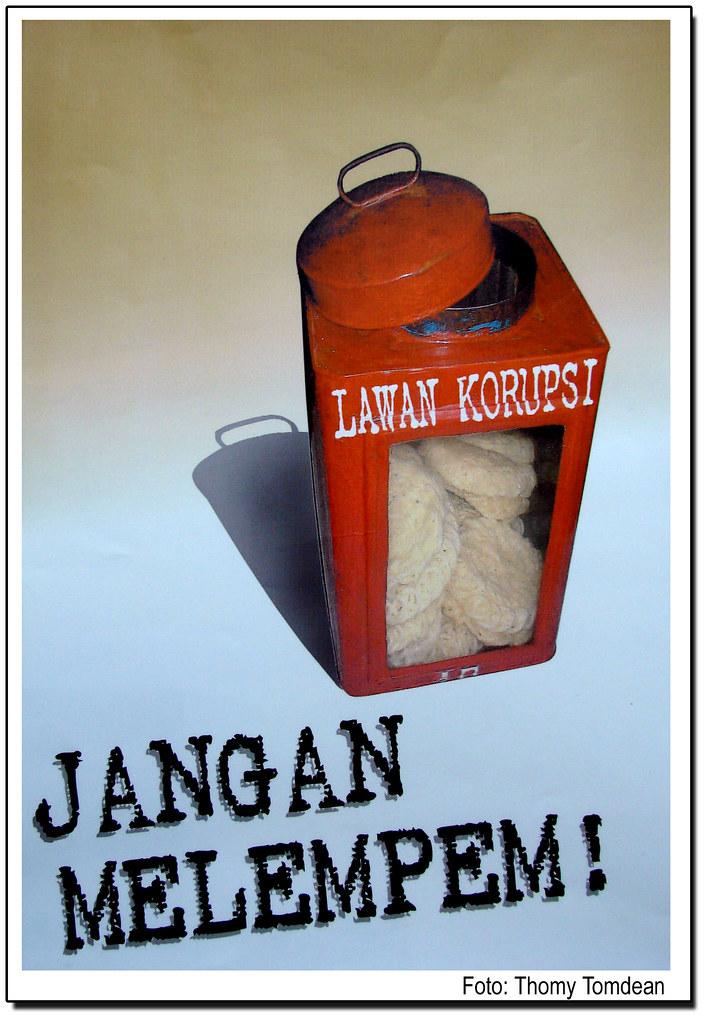 Poster Lawan Korupsi Cenik Cenik11 Flickr
