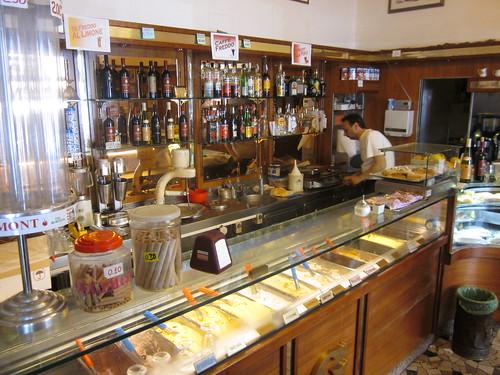 Rome gelato