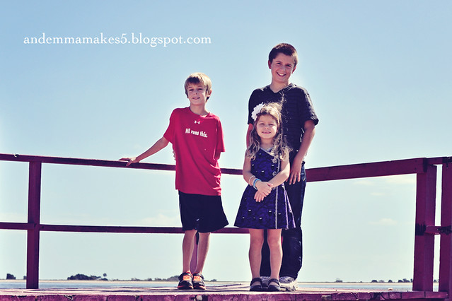 3 kids web
