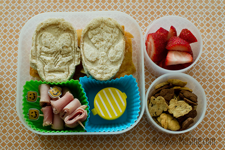 Preschool Lunch Bentos
