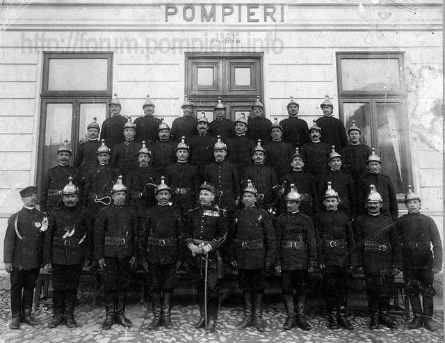 Pompieri militari
