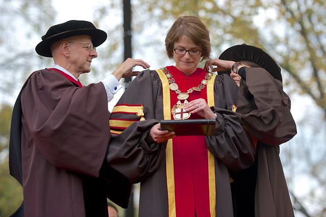 President Christina Paxson's Inaugural Ceremony