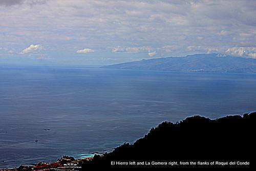 Views from Roque del Conde