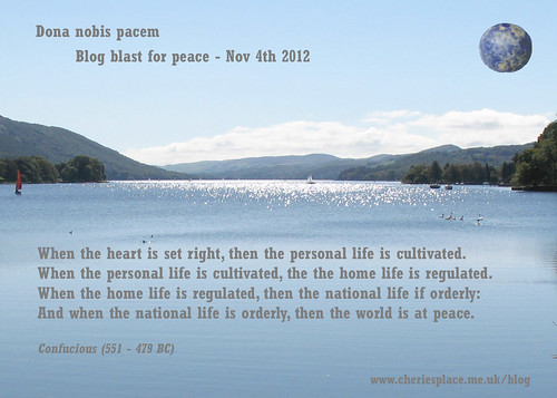 Peace Globe 2012