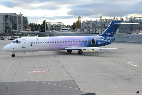 OH-BLQ / Boeing 717-200 / Blue1.