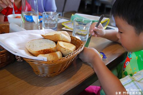 麵包也不能少