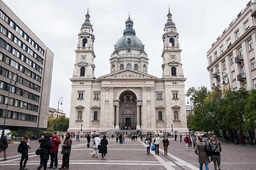 La Basílica de San Esteban y la Santa Diestra de Budapest