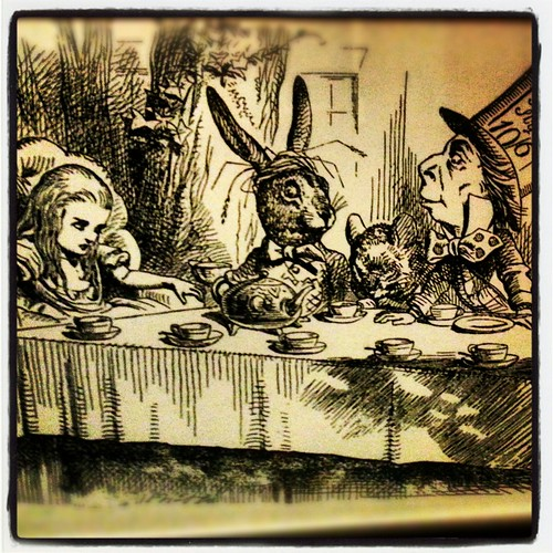 Alice by Valentyn Chub