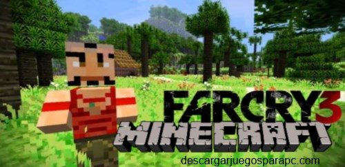 Mod Far Cry 3 Minecraft